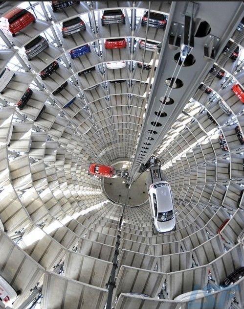 automobile showroom