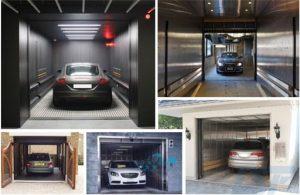 vehicle elevators